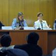 (Foto: Dolores de Lara)  En la imagen de izda. a dcha.: Ramón-Darío Molinary, Carmen Pérez de Armiñán, Elsa González y José Manuel González Torga.