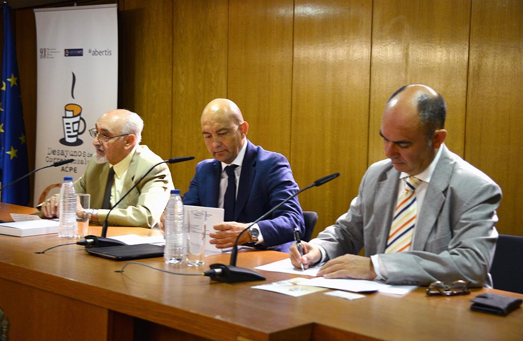 Desayuno de la ACPE  con Jaime García-Legaz, Secretario de Estado de Comercio