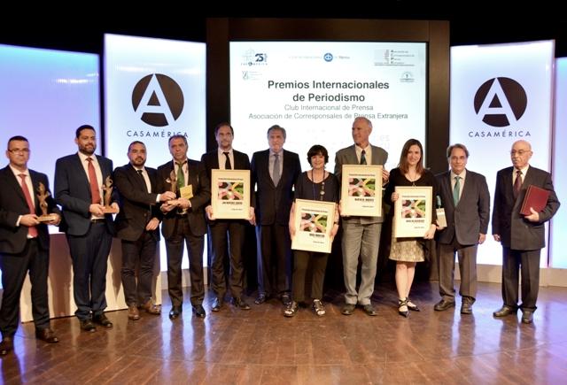 Premios ACPE 2016
