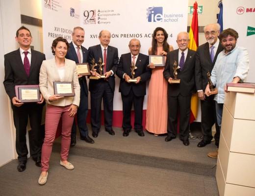 ACPE Premios 2014