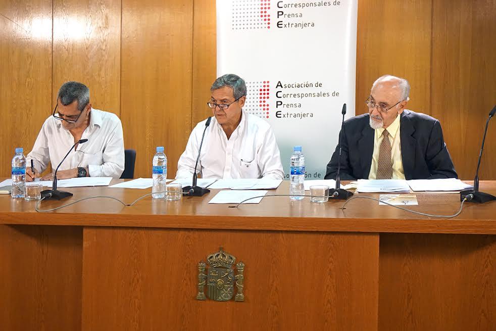 La Asociación de Corresponsales de Prensa Extranjera elige nueva Junta Directiva