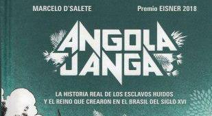 La resistencia de Angola Janga