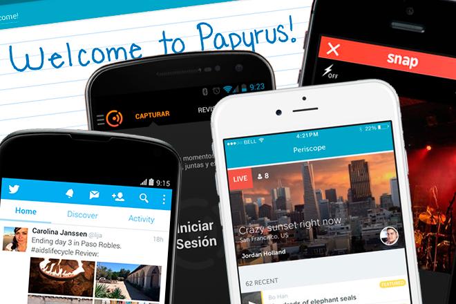 5 aplicaciones móviles útiles para periodistas