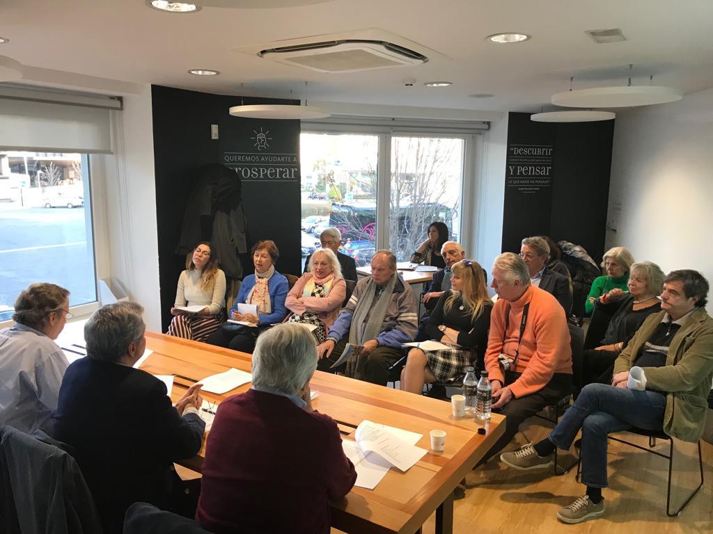 Una nueva etapa de la Asociación de Corresponsales de Prensa Extranjera