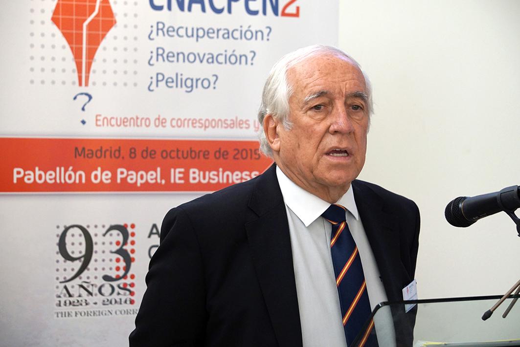 Carlos Espinosa de los Monteros: España tiene una imagen bastante positiva en casi todo el mundo