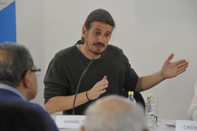 Manuel Planelles en ACPE-COP22