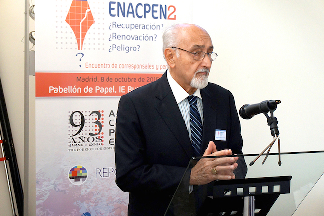 Ramón-Darío Molinary: «el periodista es un divulgador profesional mientras el político se regodea en la opacidad y el secretismo»