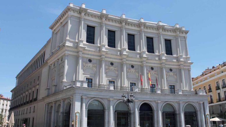 El teatro Real de Madrid cumple 200 años