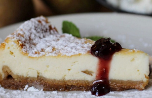 FORTE tarta de ricotta, pera y mermelada_ok