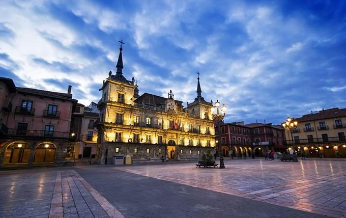 León: el mercado y su gastronomía