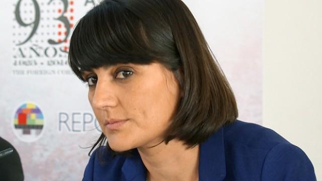 María González Veracruz, PSOE