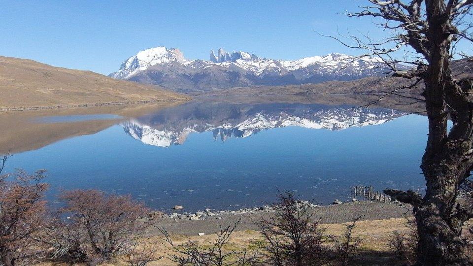 Una aventura en  Sudamérica- CHILE