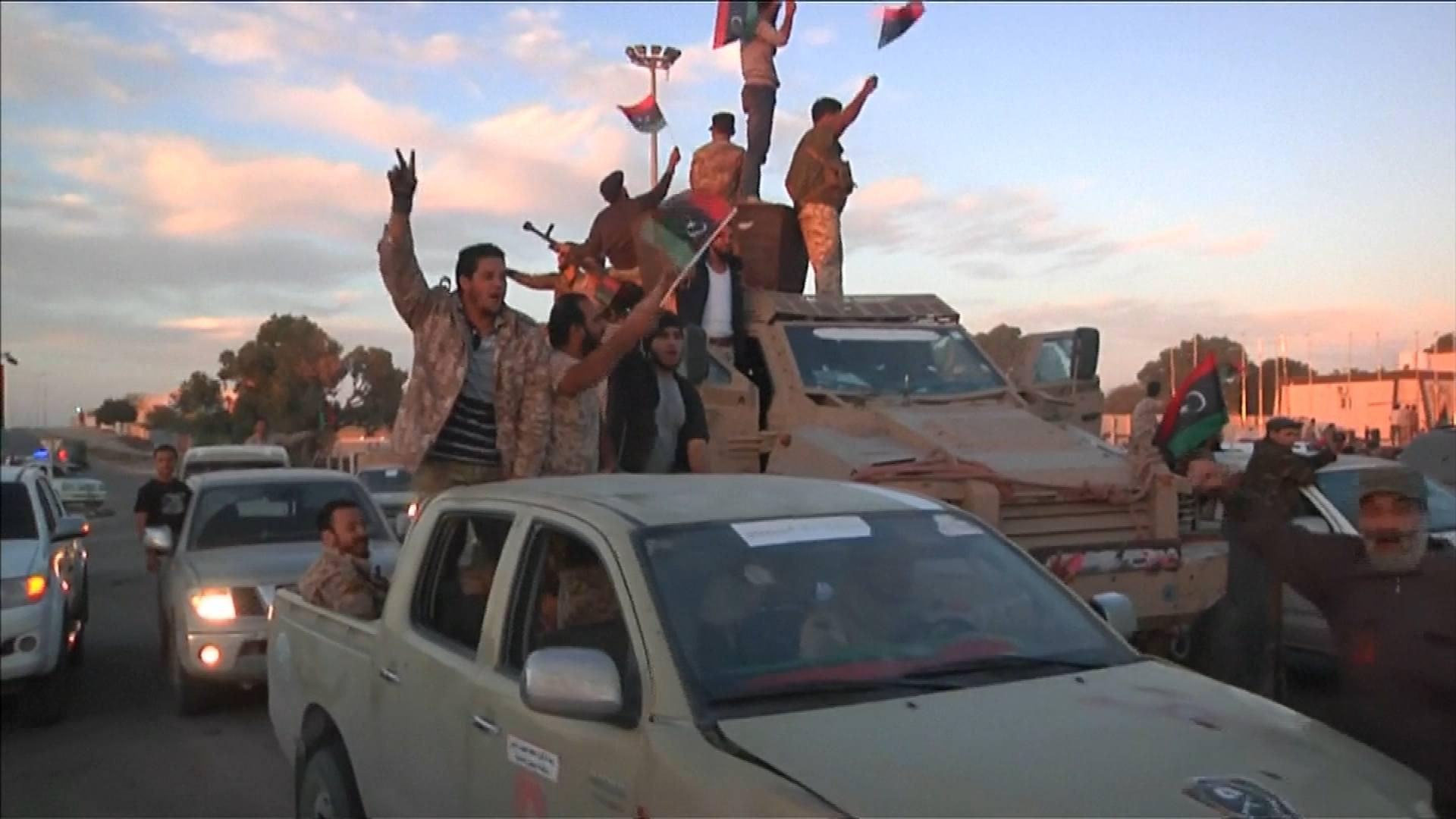 Libia, la primera gran derrota del ISIS