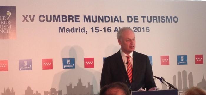 15º Cumbre Mundial de Viajes y Turismo en Madrid  (WTTC)