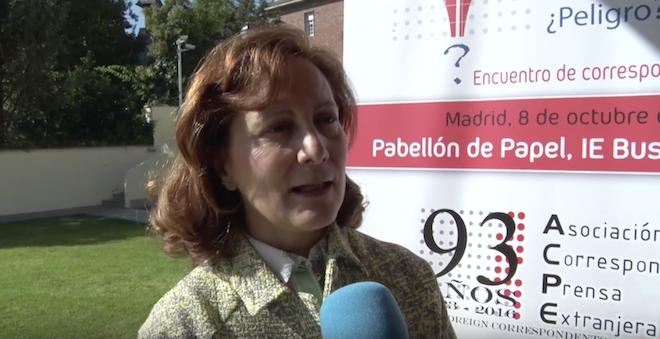 Elsa González: El periodismo es imprescindible para la democracia