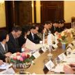 El 20 de febrero de 2016, Estados Unidos y China llevaron a cabo el primer diálogo sobre seguridad nuclear. Foto de Xinhua