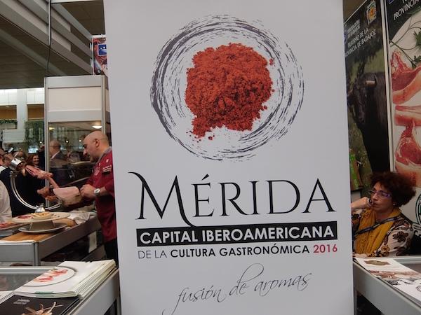 Madrid Fusión y Gastrofestival 2016