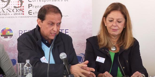 Miguel Ángel Sacalagua: Precariedad en todos los sentidos
