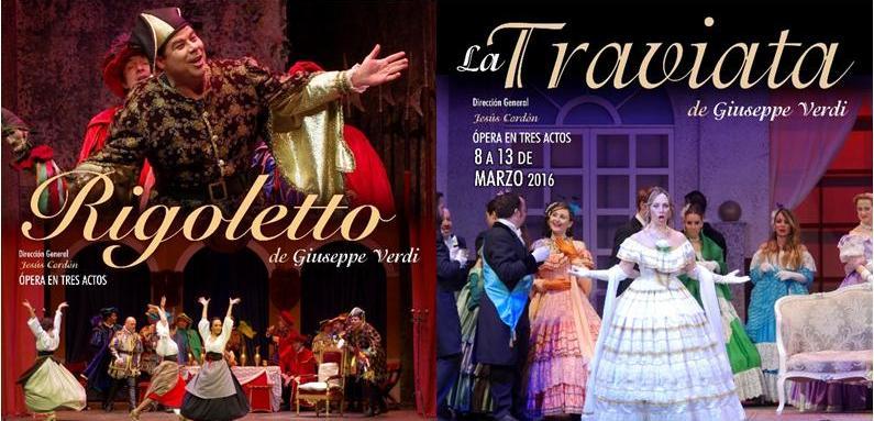 Rigoletto y Traviata